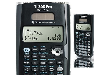 TI-30X Pro MultiView